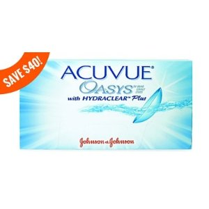 ACUVUE OASYS 24 Pack | Contacts Direct