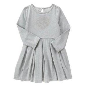 Sparkle Heart Dress at Crazy 8