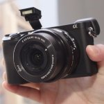 Sony Alpha a6300 Mirrorless Digital Camera with 16-50mm f/3.5-5.6 Lens and E 55-210mm f/4.5-6.3 OSS E-Mount Lens