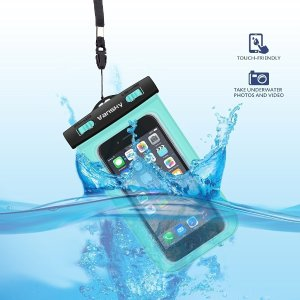 Free Vansky Universal Mobile Phone IPX8 Waterproof Case Dry Bag