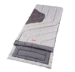 Coleman Adjustable Comfort 30- to 70-Degree Adult Sleeping Bag