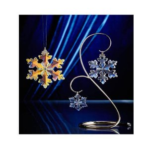 SWAROVSKI 2016 Annual Snowflake Christmas Ornament