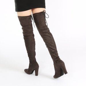 JANINE OVER THE KNEE BOOTS
