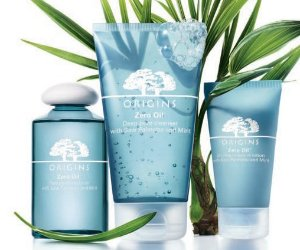 $20 Off $45 + Free Gift Zero Oil Collection @ Origins