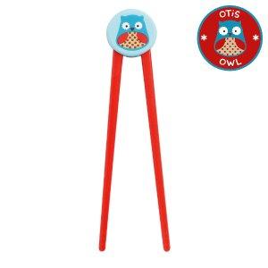 Skip Hop Zoo Training Chopsticks - Otis Owl - Skip Hop - Babies