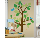 RoomMates Dotted Tree P&S Wall Decals | Bon-Ton
