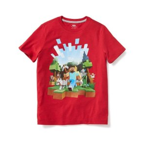 Minecraft™ Graphic Tee for Boys | Old Navy