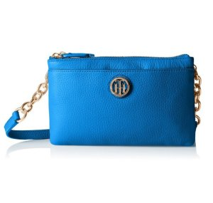 $39.34 Tommy Hilfiger Double Zip Cross Body