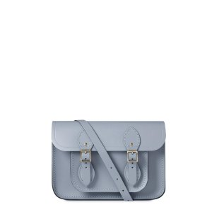 French Grey 11 Inch Classic Satchel | The Cambridge Satchel Company