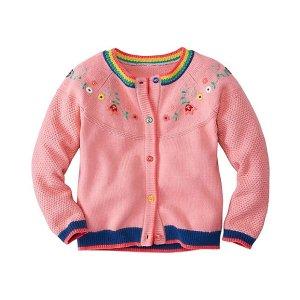 Girls Bring Rainbows Cardigan | Sale Girls Sweaters