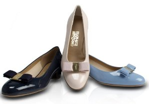 $25 Reward Card for Every $100 Salvatore Ferragamo Women's Shoes Sale @ Bloomingdales