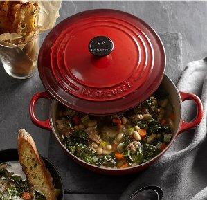 Le Creuset 2 3/4-Qt. Cast-Iron Shallow Oven
