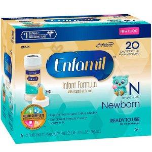 Enfamil Premium Newborn Ready to Feed Formula - 2 Ounce - 6-Pack - Mead Johnson - Babies