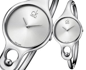 CALVIN KLEIN Women's Air Watch K1N22120