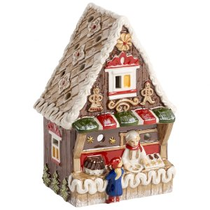 Nostalgic Christmas Market Gingerbread Stand 5x3.5x7 in - Villeroy & Boch