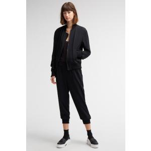 DKNY PURE relaxed bomber jacket | DKNY.com