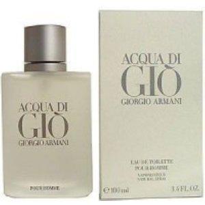 Acqua Di Gio by Giorgio Armani for Men, 3.4 oz - Walmart.com
