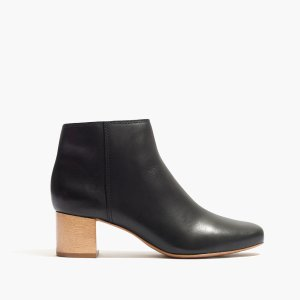 The Lucien Boot in Leather