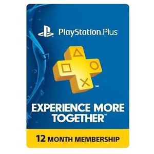 Sony PlayStation Plus 1 Year Membership Subscription Card - NEW! | eBay