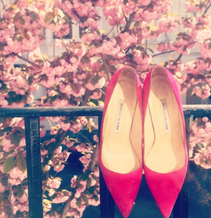 Up to 70% Off Manolo Blahnik Women Shoes Sale @ Saks Fifth Avenue