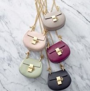 36% Off Chloé Drew Bags @ Saks Fifth Avenue