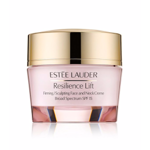 Estee Lauder Resilience Lift Firming/Sculpting Face and Neck Creme Broad Spectrum SPF 15 2.5-oz.