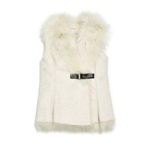 Faux-Suede Vest (2-6x) | GUESS.com