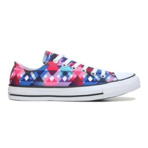 CHUCK TAYLOR ALL STAR PRINT LOW TOP SNEAKER