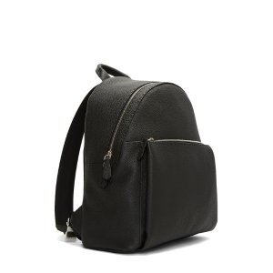 Men's Backpacks - Bags | Order Now at LN-CC - Zaino Pebble Grained Leather Backpack
