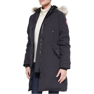 Canada Goose Kensington Fur-Hood Parka