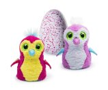 Hatchimals - Hatching Egg - Interactive Creature - Penguala - Pink Egg by Spin Master - Walmart.com