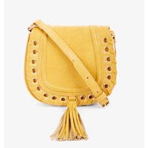 Grommet Saddle Bag