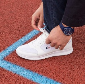 25% Off on Lacoste Shoes @ The Hut