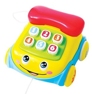 $5.81 PlayGo Tommy The Telephone Baby Toy