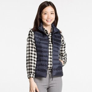 Women's Ultra Light Down Vest | UNIQLO US