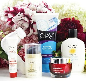 20% OFF Olay and Clean & Clear Sales