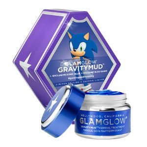 GRAVITYMUD™ FIRMING TREATMENT EXCLUSIVE SONIC BLUE | GLAMGLOW