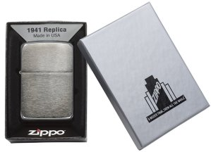 Zippo 1941 Replica Lighters