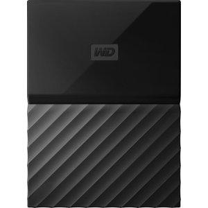 WD My Passport 4TB External USB 3.0 Portable Hard Drive Black WDBYFT0040BBK
