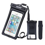 $3 Waterproof Case, RISEPRO® Floatable Underwater Pouch Dry Bag With Armband & Audio Jack