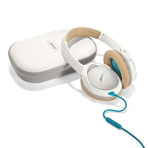$199.95Bose QuietComfort 25 Acoustic Noise Cancelling Headphones for Apple devices White (Refurbished)