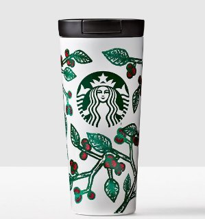 $40 STARBUCKS Coffee & Tea Refill Tumbler