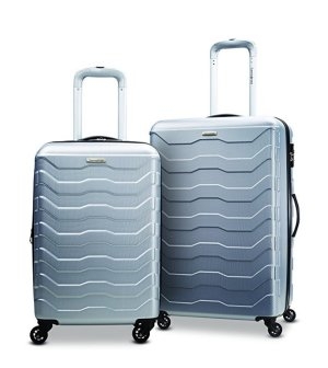 Up to 70% Off Samsonite Two-Piece Spinner Sets @ Amazon.com