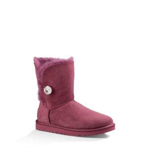UGG® Official | Women's Bailey Button Bling Boots | UGG.com