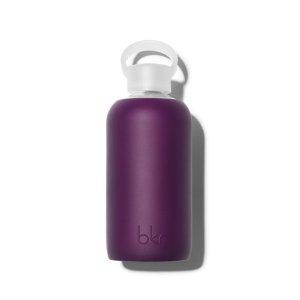 Bkr Beauty Bottle Lolita 16 oz. Water Bottle - Opaque Blackberry