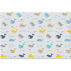 Bubble Mat - Little Whale - Parklon Play Mats