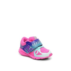 New Balance 200 Girls Infant & Toddler Running Shoe