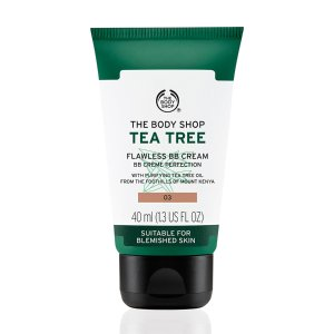 Face Makeup for Acne Prone Skin - BB Cream | The Body Shop ®