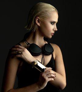 AUDEZE SINE On-Ear Closed-Back Headphones w/ iFi Micro-iCAN Amp