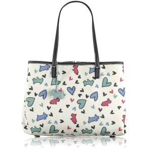 Love Me, Love My Dog Large Multi-Compartment Tote